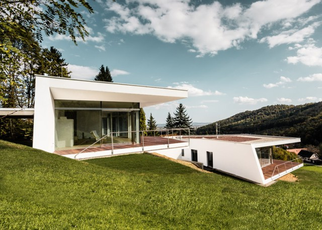 Austria: Villas 2B - Love Architecture