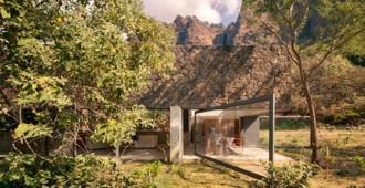 México: Casa Meztitla, Tepoztlán - EDAA