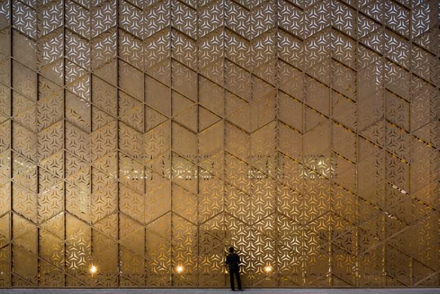 Clínica Ali Mohammed T. Al-Ghanim, Kuwait - AGi architects
