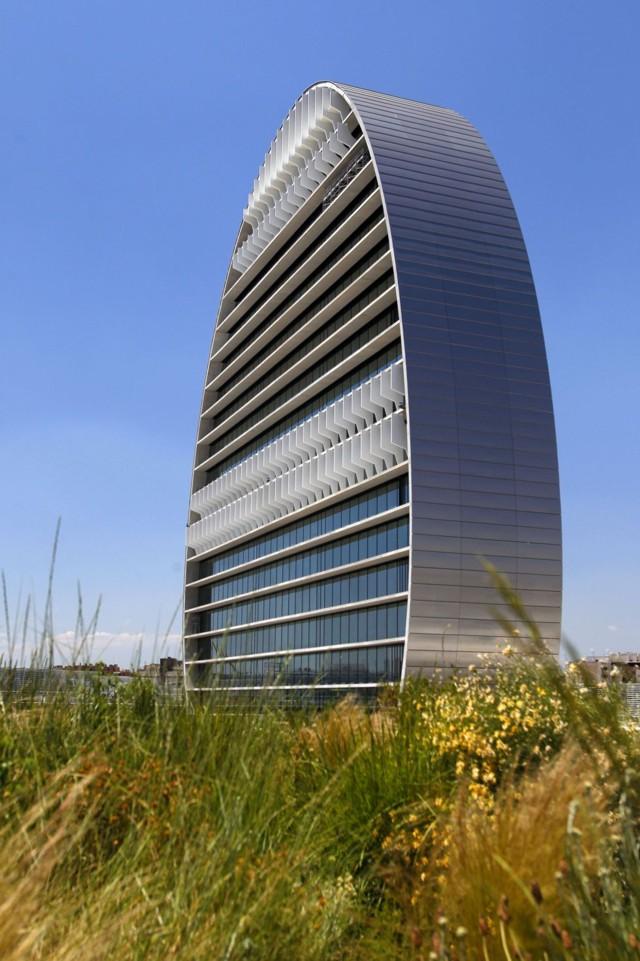 Entrevista: Jacques Herzog explica el proyecto para la sede del BBVA en Madrid