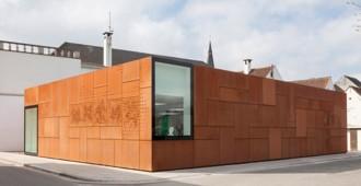Ampliación Biblioteca Sint-Andries, Brujas - Studio Farris Architects