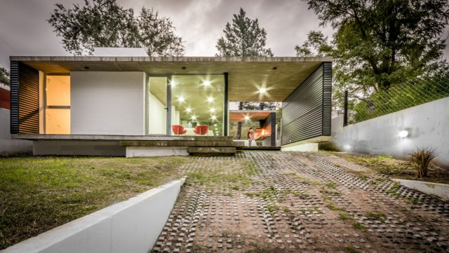 Argentina casa la vi a c rdoba stc arquitectos - Arquitectos en cordoba ...