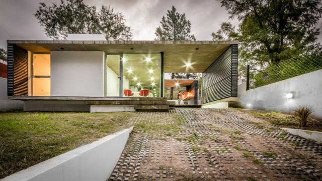 Argentina casa la vi a c rdoba stc arquitectos for Arquitectos en cordoba