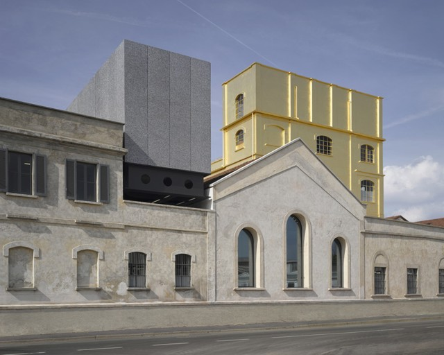Italia: Fondazione Prada, Milán - Rem Koolhaas