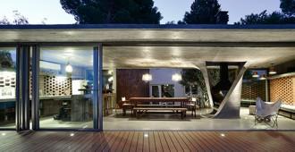Argentina: 'One Column House', Río Negro - NE-AR