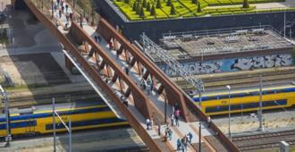 Paleisbrug - Benthem Crouwel Architects