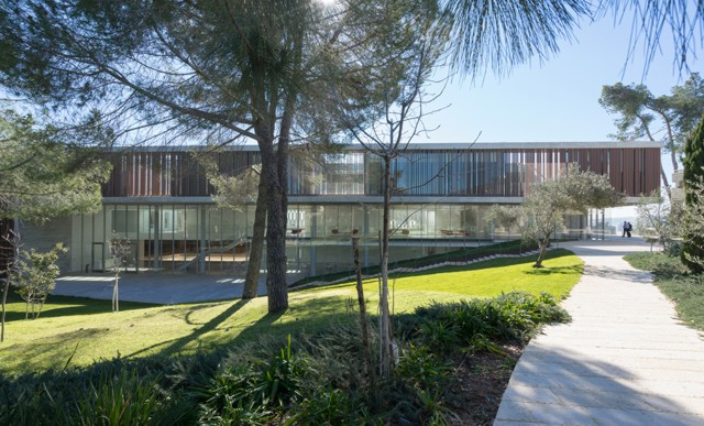 Polonsky Academy, Van Leer Institute en Jerusalem - Chyutin Architects