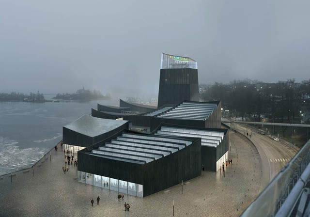 Moreau Kusunoki Architectes construirá el próximo Guggenheim en Helsinki