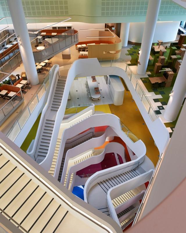 Australia: Edificio Medibank, Melbourne - HASSELL