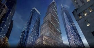Nueva York: Se presentó el Word Trade Center 2 diseñado por BIG
