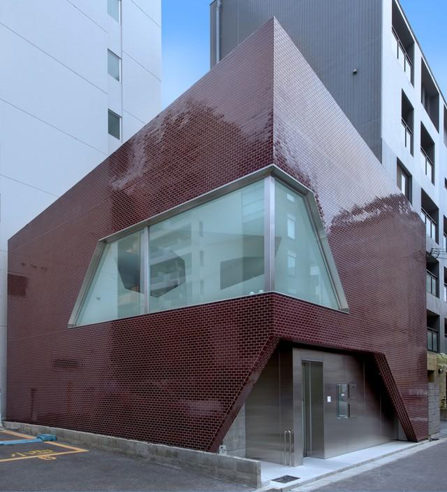 Japón: Clínica pediátrica en Osaka - Hiraoka Architects