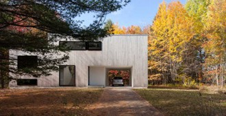 Canadá: Maison Terrebonne, Montreal - La Shed Architecture