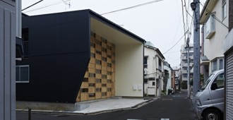 Japón: 'Casa Damero', Tokio - Takeshi Shikauchi architect office