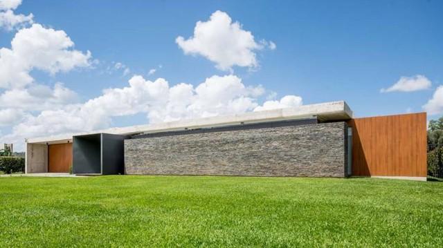 Argentina: Casa JF - Roberto Benito Arquitecto