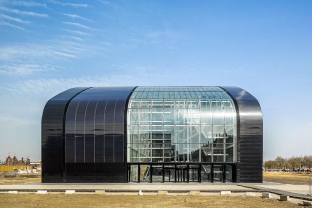 Bélgica: Agencia de Medio Ambiente de Bruselas - Architectenbureau Cepezed