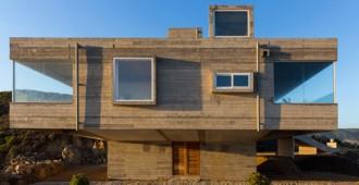 Chile: Casa Mirador, Tunquén - Gubbins Arquitectos