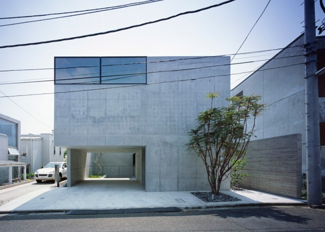 Japón: Casa Grigio, Tokio - Apollo Architects & Associates