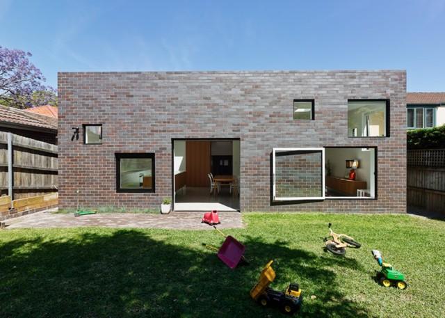 Australia: Casa Boone Murray, North Randwick - Tribe Studio