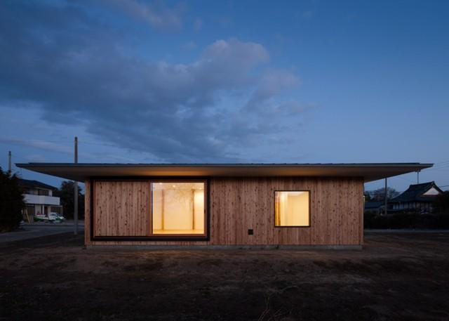 Japón: Casa en Fukaya - Nobuo Araki / The Archetype
