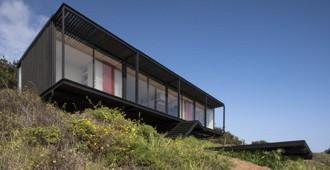 Chile: Casa Remota, Pichicuy - Felipe Assadi