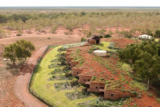 Australia: 'The Great Wall of WA' - Luigi Rosselli Architects