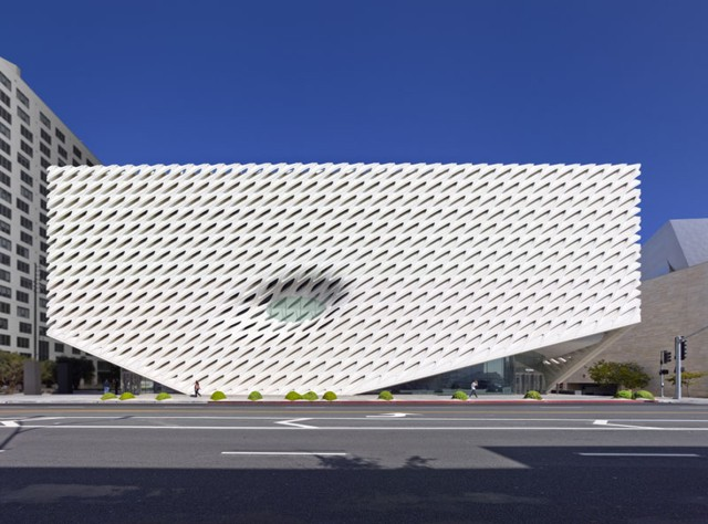 Estados Unidos: The Broad Museum, Los Angeles – Diller Scofidio + Renfro