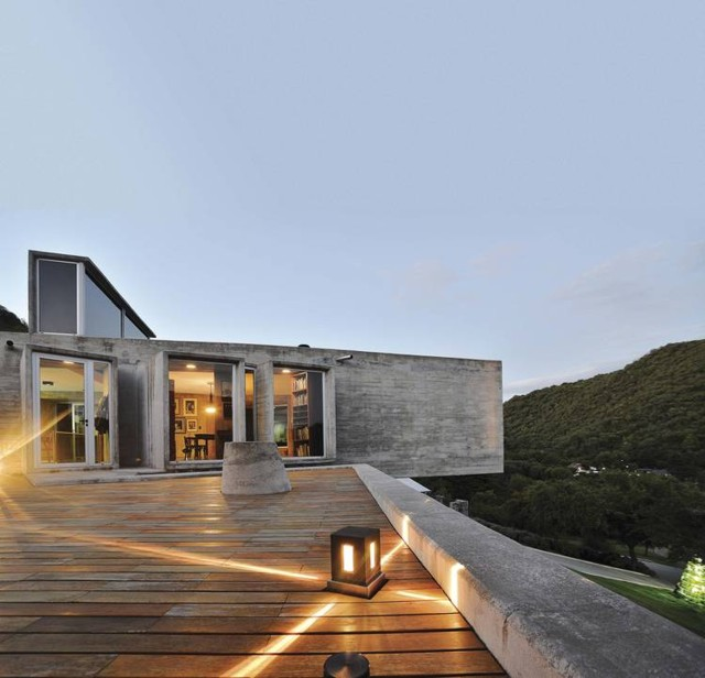 Argentina casa serrana c rdoba estudio miguel ngel roca Noticias de arquitectura recientes