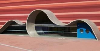 Brasil: Centro Cultural de Jacareí, São Paulo - Ruy Ohtake Arquitetura e Urbanismo