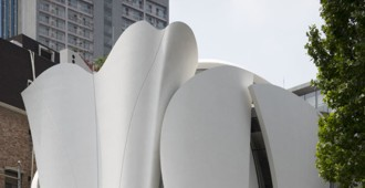 Corea: Dior Boutique, Seúl - Christian de Portzamparc y Peter Marino