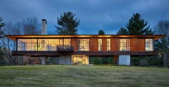 Estados Unidos: Berkshire House - Olson Kundig Architects