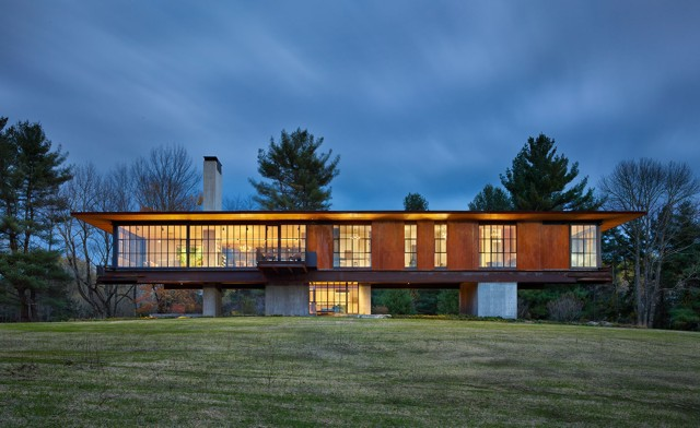 Estados Unidos: Berkshire House - Olson Kundig Architects