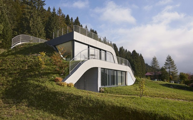 Francia: Casa Jura, Bois D'amont - JDS Architects