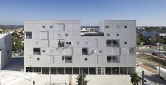 Francia: 'Carré Lumière', Bègles - LAN Architecture