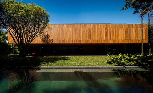 Brasil: Una casa con rampa, Sao Paulo - StudioMK27