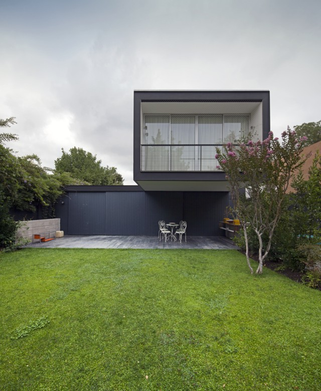 Chile: Casa en Vitacura - riesco+rivera arquitectos asociados