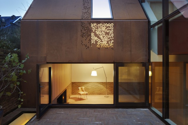 Reino Unido: Kew House, Londres - Piercy&Company