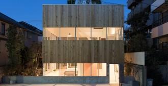 Japón: Casa Nerima, Tokio - Elding Oscarson Arkitekter