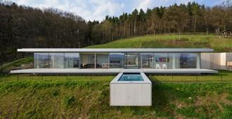 Alemania: Casa K, Turingia - Paul de Ruiter Architects