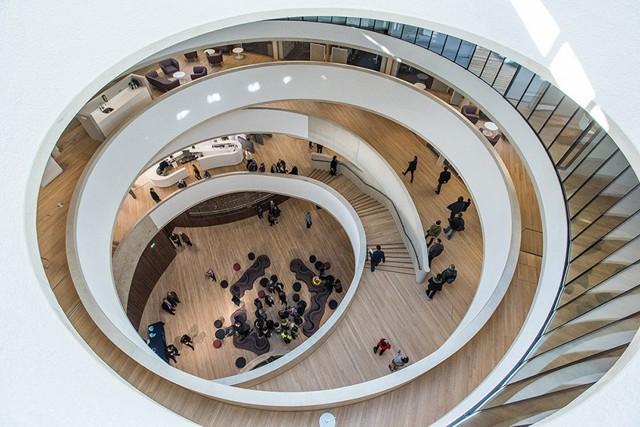 Reino Unido: Escuela de Gobierno de la Universidad de Oxford - Herzog & de Meuron