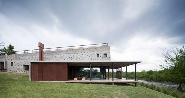 Argentina casa en santa m nica santa rosa de calamuchita for Arquitectos en cordoba