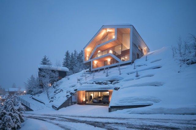 Suiza: 'Chalet Anzère' - SeARCH