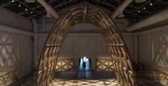 Bienal de Arquitectura de Venecia 2016: Gabinete de Arquitectura, de Paraguay, León de Oro al mejor participante individual