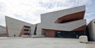 Polonia: Centro Cultural y de Congresos Jordanki, Torun - Menis Arquitectos