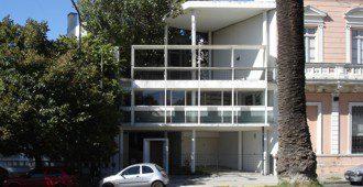 Argentina: La Casa Curutchet de Le Corbusier será Patrimonio de la Humanidad