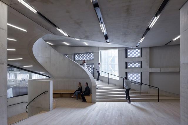 ReinoUnido: La ampliación de la Tate Modern en Londres, de Herzog & de Meuron, lista para su inauguración