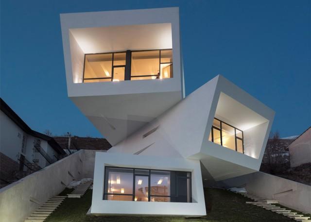 Irán: Casa Mosha, Teherán - New Wave Architecture
