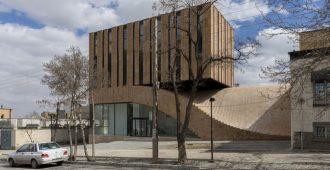 Irán: Edificio de Oficinas Termeh, Hamedán - Farshad Mehdizadeh Architects + Ahmad Bathaei