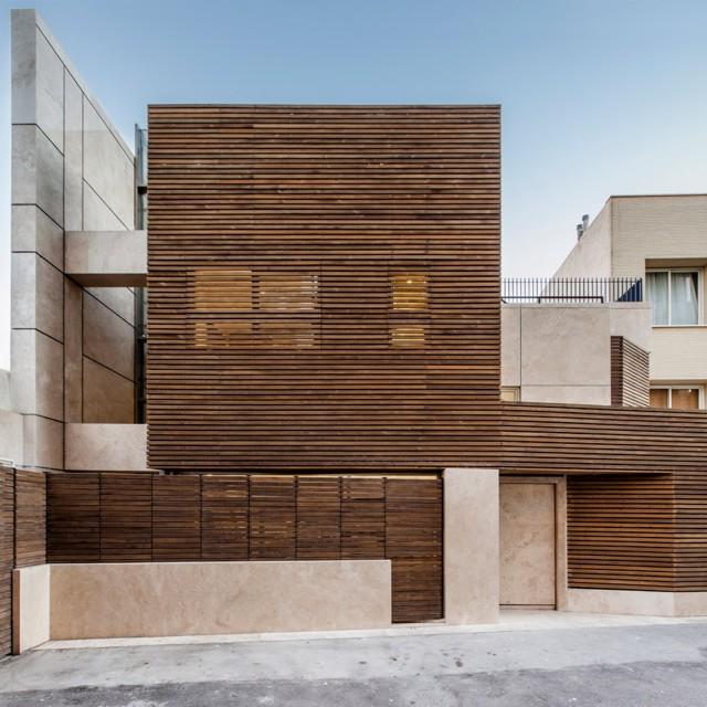 Irán: Casa en Isfahán - Bracket Design Studio