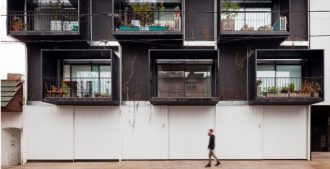 Argentina: Quintana 4598, BuenosAires - IR arquitectura