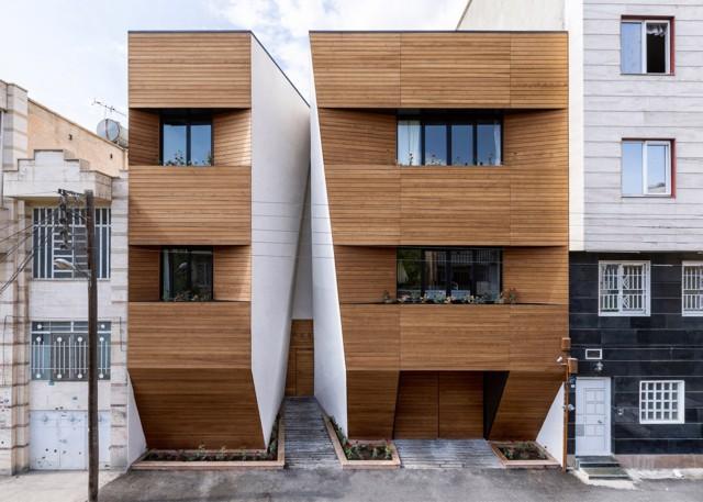 Irán: Casa Afsharian, Kermanshah - ReNa Design